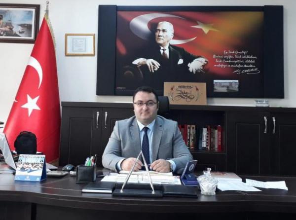Halil İbrahim YILDIZ - MÜDÜR
